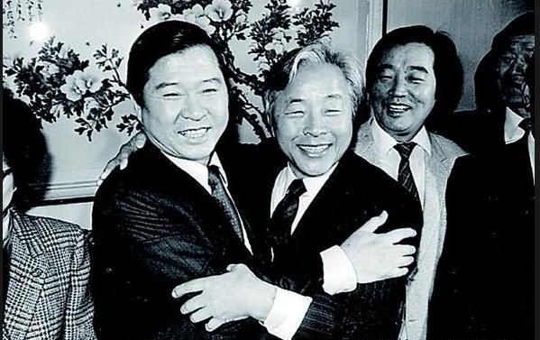 평생 동지요, 라이벌이었던 김영삼과 김대중