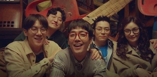 tvN 목요스페셜 <슬기로운 의사생활> 1회 한 장면