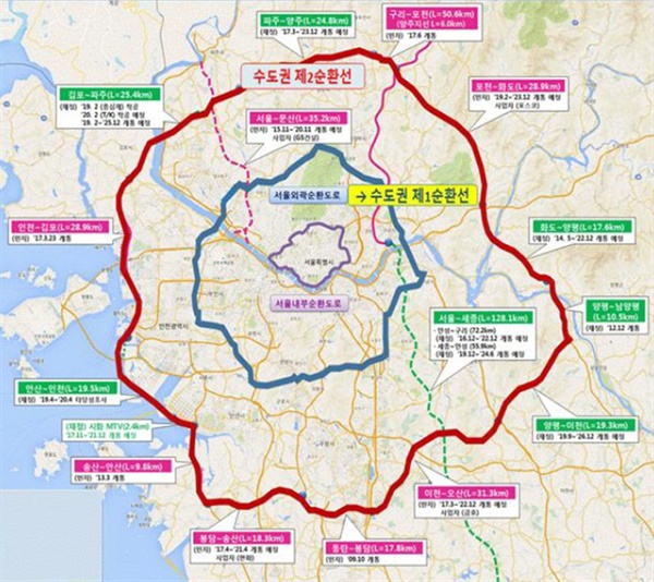 서울외곽순환선