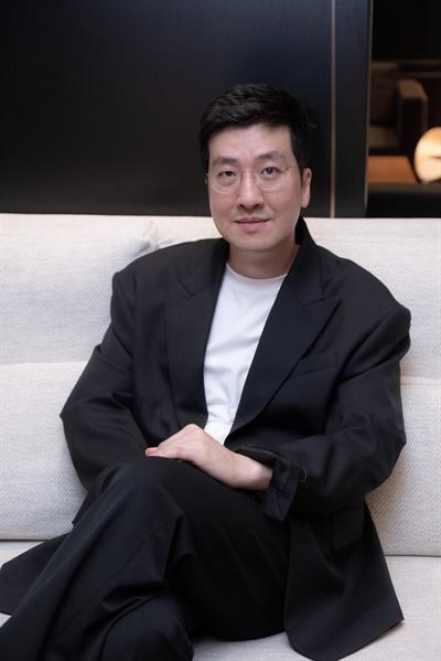 영화 <결백>을 연출한 박상현 감독