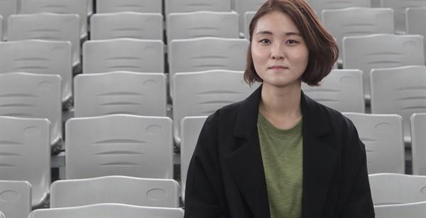 전주국제영화제 상영작 단편영화 '실'의 이나연 감독