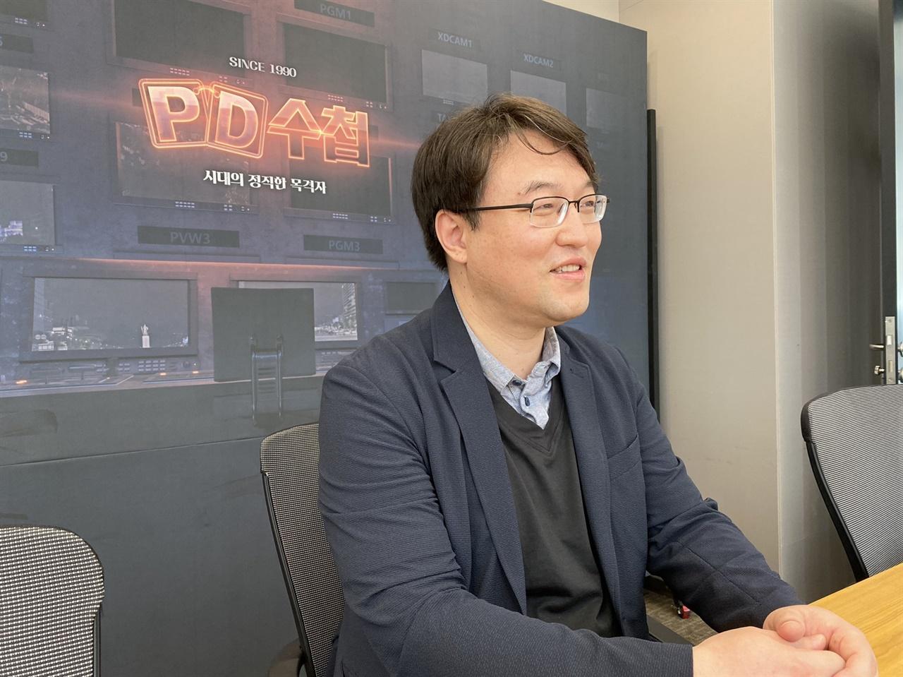 류영준 강원대 교수.