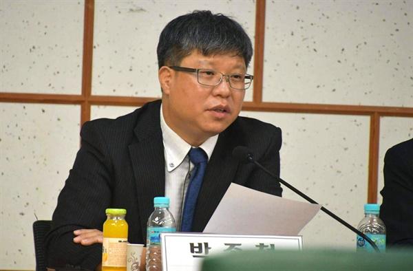 북한 문제 전문가인 박종철 경상대 교수.