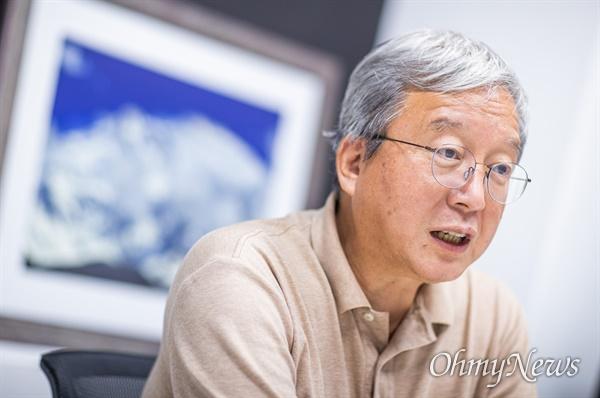 기본소득주의자 강남훈 한신대 교수