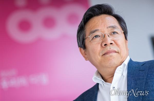 김헌동 경실련 부동산건설개혁 본부장