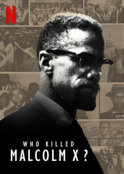 <누가 맬컴 X를 죽였나?>의 포스터