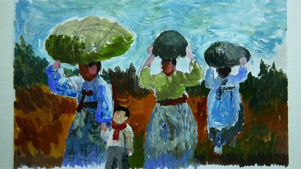 해방후 북한에서 벌어진 과격한 사회주의 혁명으로 삼팔선을 넘는 이들. 철옥은 어머니의 손을 잡고 한탄강을 건너고 소요산을 넘었다.