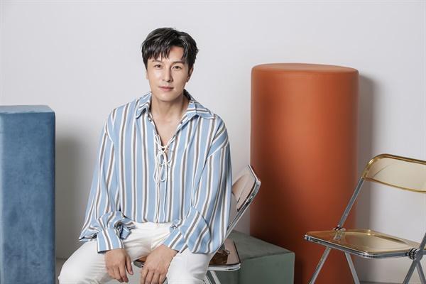 영화 <소리꾼>에서 몰락양반 역을 맡은 배우 김동완.