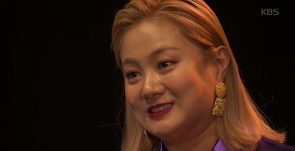 지난 18일 방송된 KBS 1TV <다큐인사이트> '개그우먼편' 의 한 장면