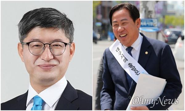우리 삶을 변화시키는 '2020 대구경북 의원 정책 대상' 대상 수상자로 선정된 김두현(수성구의회) 의원과 박종길(달서구의회) 의원,