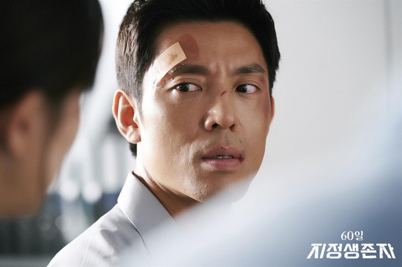 정한모 드라마 <60일, 지정생존자>에서 국정원 정한모 역을 맡은 배우 김주헌
