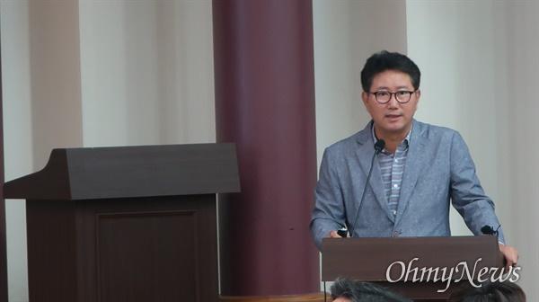 허정훈 중앙대 교수(체육시민연대 공동대표)