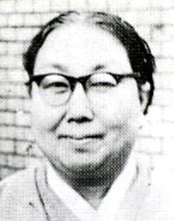 소설가 김말봉(1901~1961)