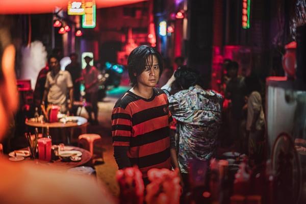 영화 <반도> 관련 사진.