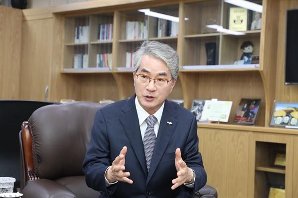 박종훈 경남교육감.
