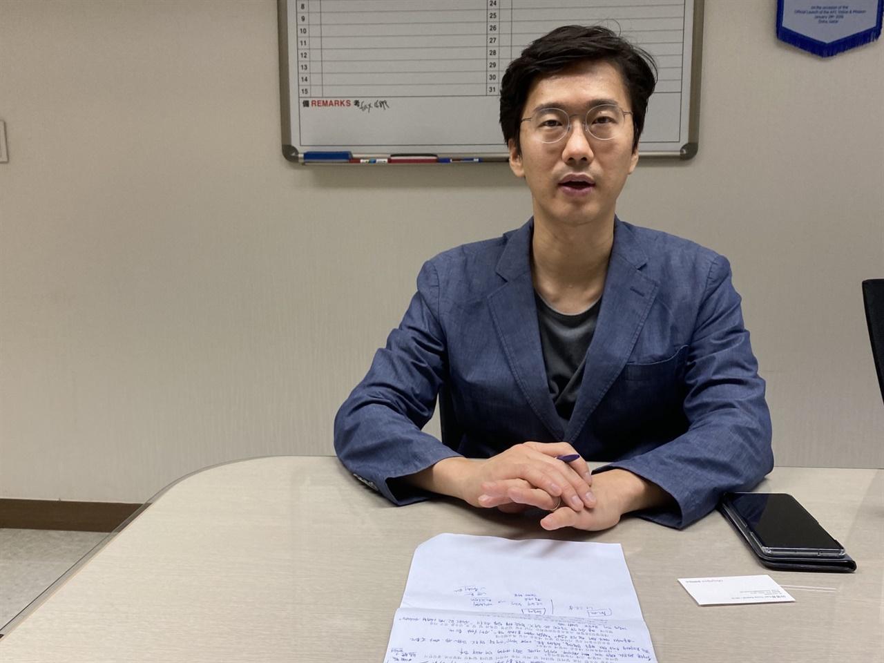 강재훈 KBS 통합뉴스룸 스포츠국 기자