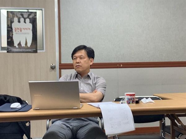 강태선 세명대학교 보건안전공학과 교수.