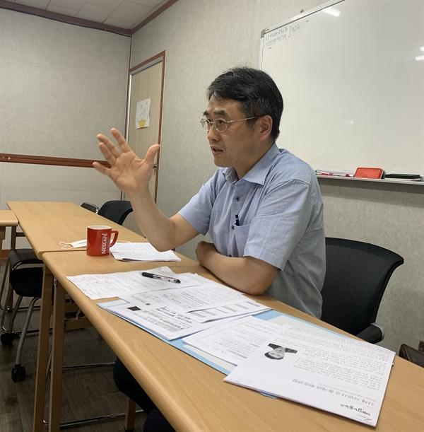 정진우 서울과학기술대학교 안전공학과 교수
