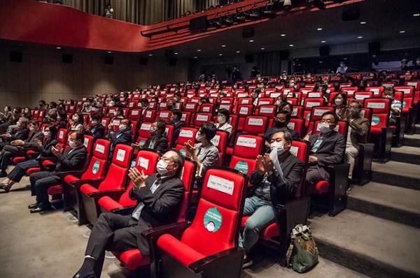 부산국제어린이청소년영화제 개막식