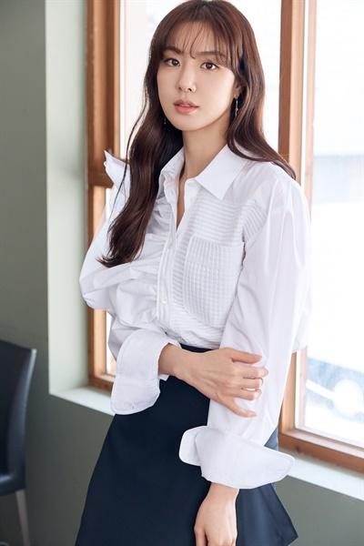 종영한 MBC 월화드라마 <저녁 같이 드실래요>의 주연배우 서지혜
