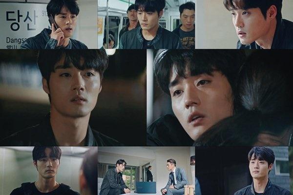 국정원 요원 김준오 < 60일, 지정생존자 >에서 국정원 요원 김준오를 연기한 배우 이하율