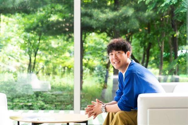Olive <식벤져스> 김관태 PD 인터뷰 사진