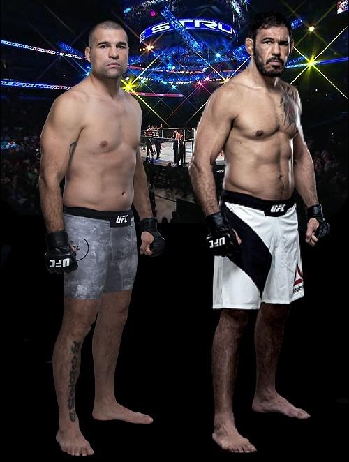 마우리시오 쇼군(사진 왼쪽)과 안토니오 호제리오 노게이라