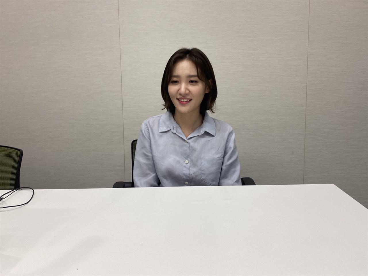 이영은 MBC 아나운서
