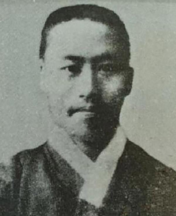 주시경(국가보훈처 누리집 게시 사진)