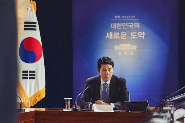 영화 <강철비2 : 정상회담> 스틸 컷