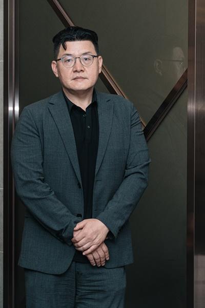 영화 <강철비2: 정상회담>을 연출한 양우석 감독.