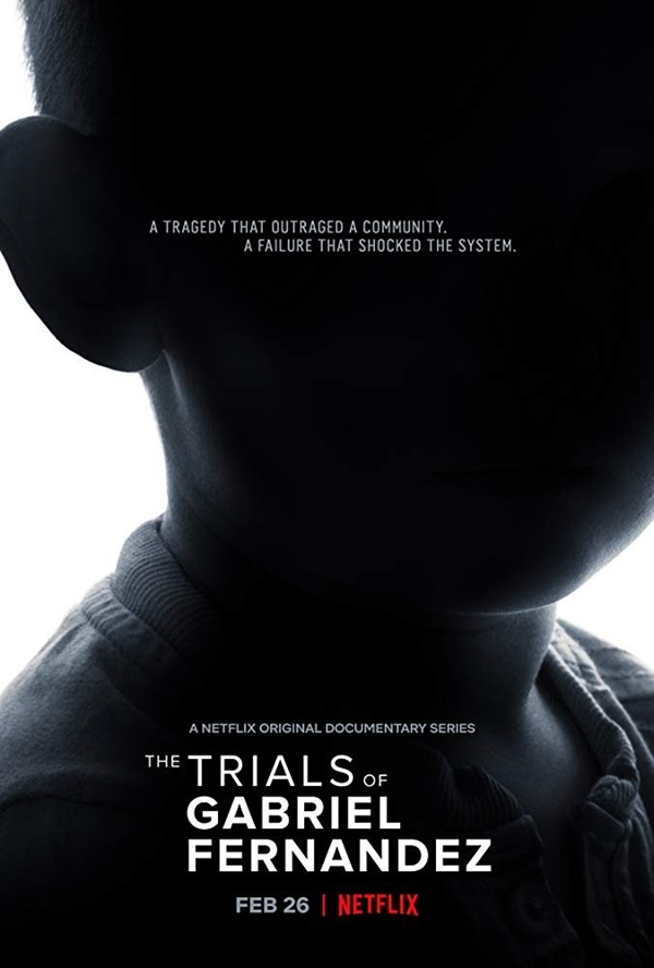 넷플릭스 오리지널 시리즈 <게이브리얼의 죽음: 누구의 책임인가?> 포스터.