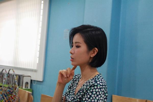 7월 2일 서울 마포구 빅퍼즐문화연구소에서 만난 박기영에게 지난 23년 간의 음악 활동 기간 동안 가장 기억에 남는 순간을 물었다.
