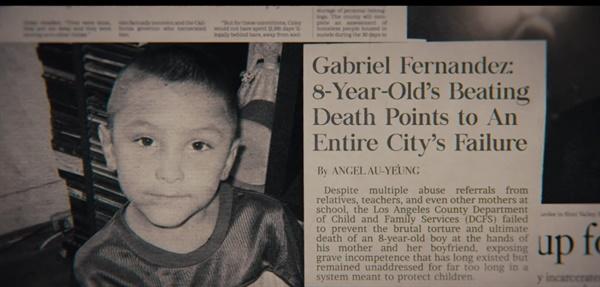 넷플릭스 오리지널 <게이브리얼의 죽음: 누구의 책임인가?> 관련 이미지.