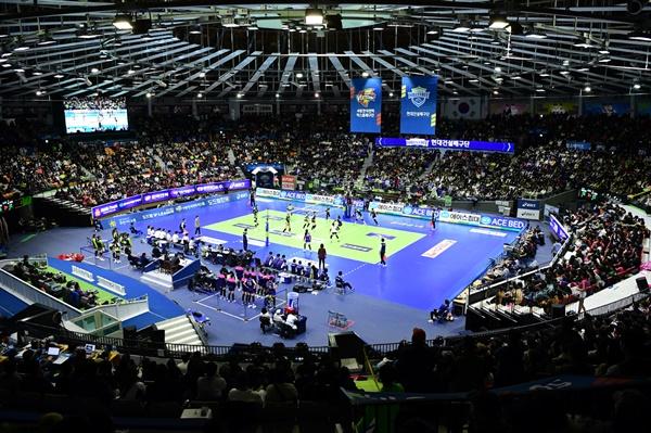2019-2020시즌 V리그 경기