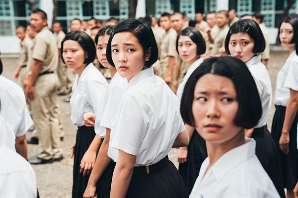 영화 <반교 : 디텐션>의 한 장면.