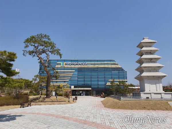 경북 의성 조문국박물관.