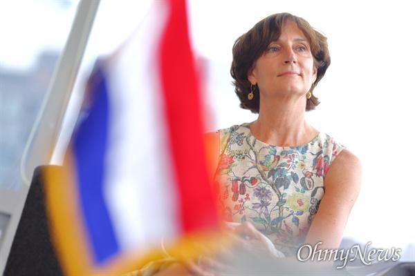 요안느 도너바르트 주한 네덜란드 대사