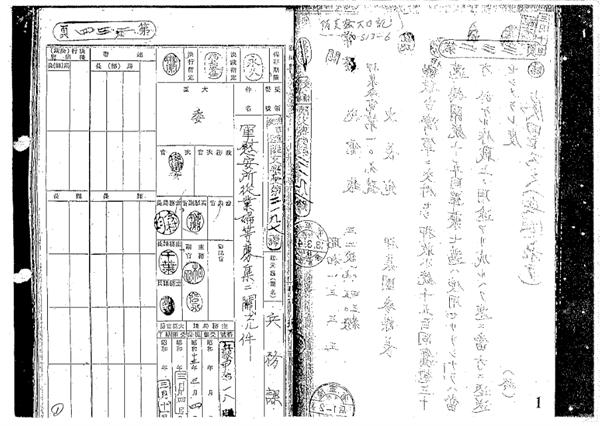 """'군 위안소 종업부 등 모집에 관한 건', 연구소는 """"일본군'위안부' 모집에서 일본 정부?군이 깊게 관여하고 있는 사실을 밝히는 자료""""라고 설명했다."""