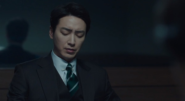 22일 방송된 <비밀의 숲2> 3회의 한 장면