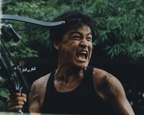 <바이오맨> 영화의 한 장면