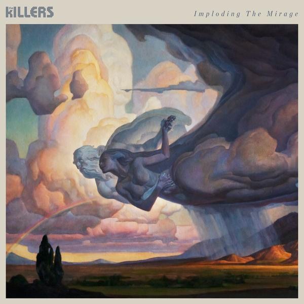 미국 록밴드 킬러스(The Killers)의 6집 앨범 < Imploding The Mirage >
