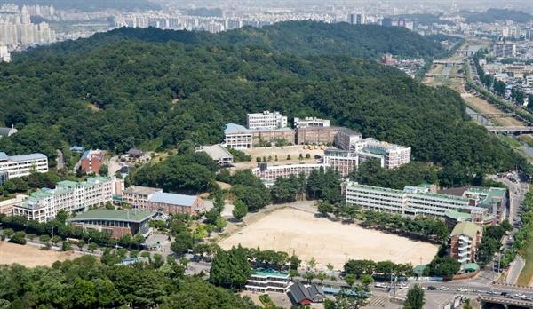 전주신흥중고등학교 전경