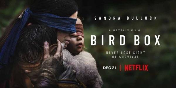 넷플릭스 역사상 가장 많이 본 영화 중 하나로 기록되었다. 산드라 블록의 연기는 볼 수록 일품이다.