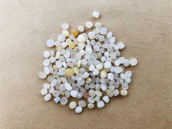 플라스틱 원료인 펠릿은 1차 미세 플라스틱이다.