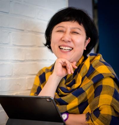 박광수 서울국제여성영화제 집행위원장.