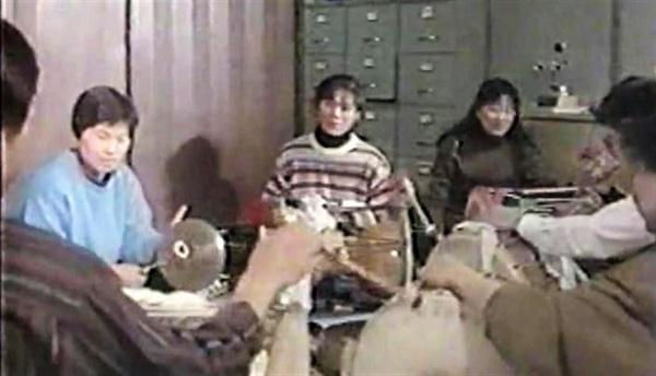 1989년에 제작된 <작은 풀에도 이름이 있으니> 한 장면