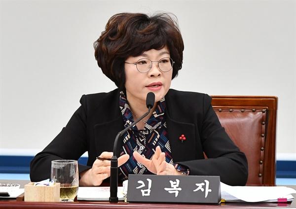 강릉시의회 김복자 의원
