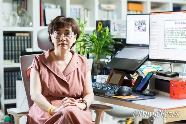 김언경 뭉클 미디어인권연구소 소장