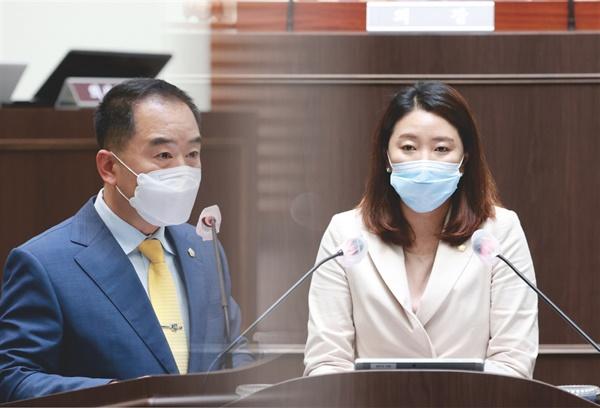 더불어민주당 박현철, 동희영 시의원